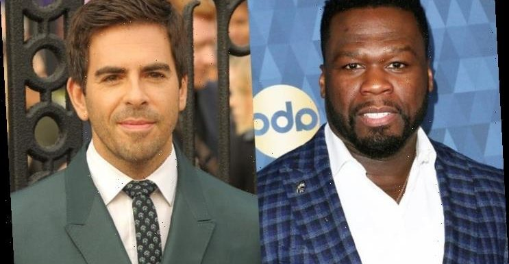 50 Cents Teams Up With Eli Roth for Three-Movie Deal