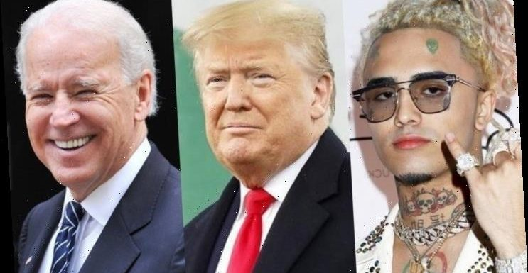 Lil Pump Supports Donald Trump, Curses Out Joe Biden Over Democratic Tax Plan