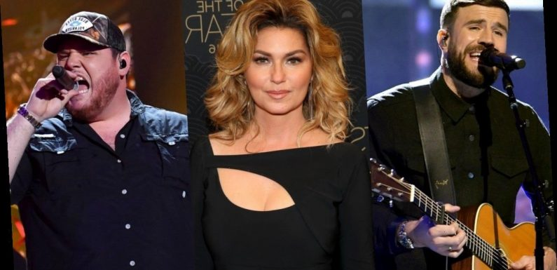 CMT Music Awards 2020: Luke Combs, Shania Twain & More to Perform