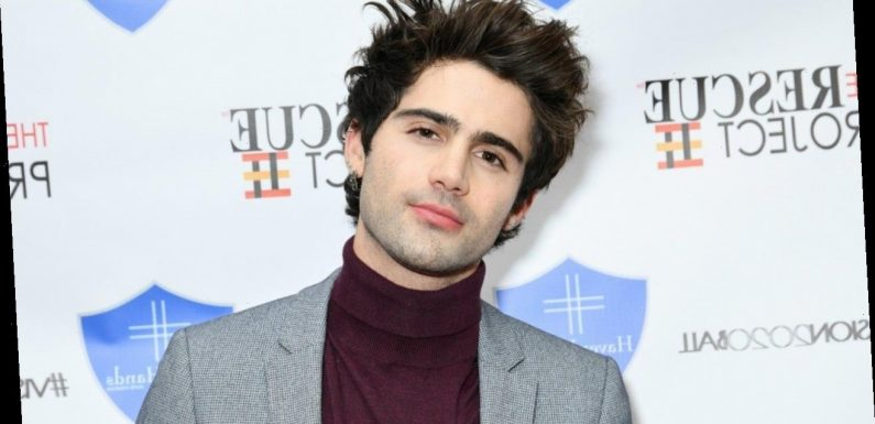 Max Ehrich Releases New Song 'Afraid' Weeks After Demi Lovato Split