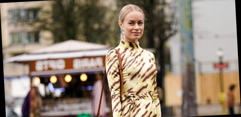 This universally wearable dress style is the secret to your autumn wardrobe