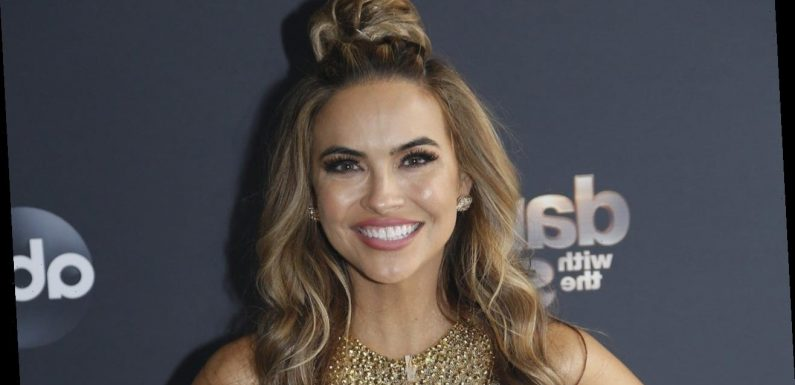 Chrishell Stause Is Guest Blogging Her 'DWTS' Journey for ET