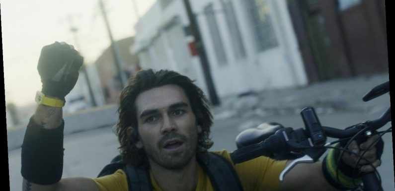 Watch KJ Apa in the First Trailer for Coronavirus Thriller 'Songbird'