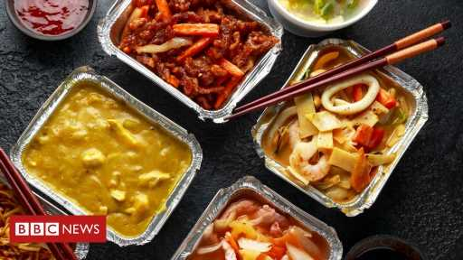 How safe are takeaways and supermarket deliveries?
