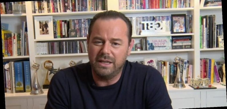 Danny Dyer praised for being 'voice of reason' as his benefits comments go viral