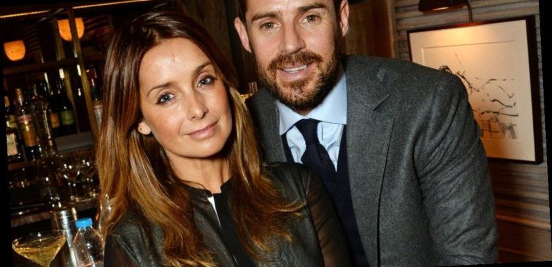 Louise Redknapp 'wants ex-husband Jamie to move back in' to reunite their family
