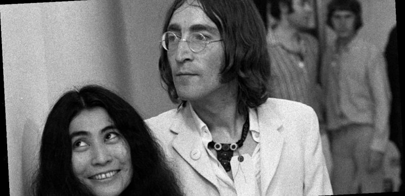 John Lennon's album he signed for own murderer 'to fetch millions at auction'