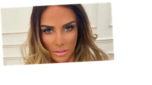 Katie Price strips naked in shower video to celebrate getting back on her feet