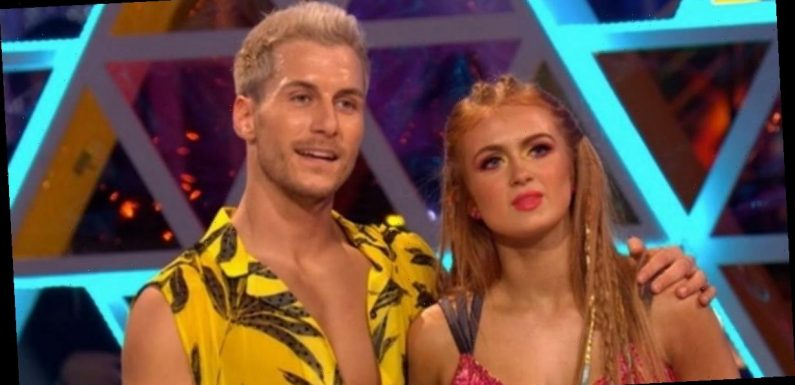 Strictly's Maisie Smith defended by Rylan after 'overconfident' backlash