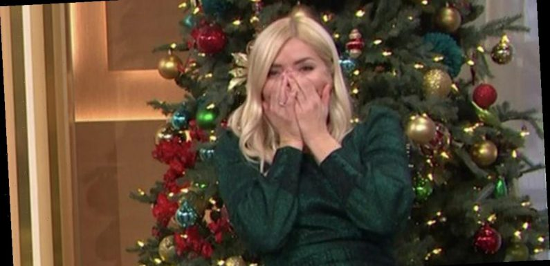 This Morning's Holly Willoughby in stitches as James Martin messes up kitchen