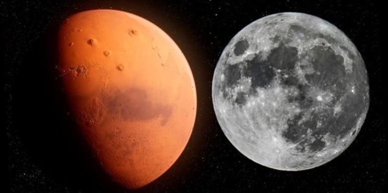 Astronomers think they found Moon's lost twin hiding behind Mars 'trapped in Trojan cloud'