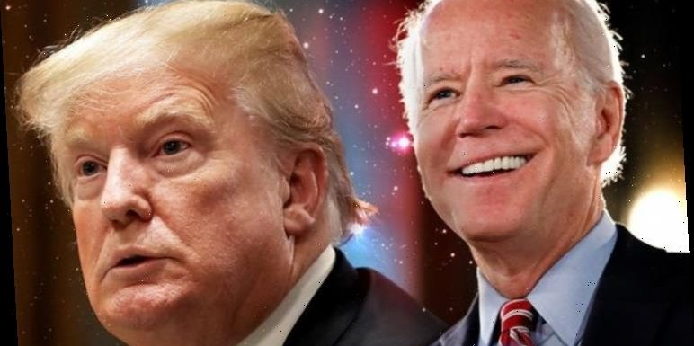 Donald Trump election: Astrologer predicts WIN but claims Democrats 'steal presidency'