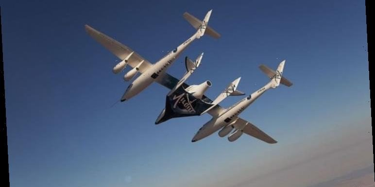 Virgin Galactic: UK space company readies for first launch this month