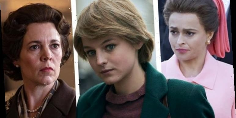 Emma Corrin: The Crown's Princess Diana on warning from co-stars 'Don't do that so much'