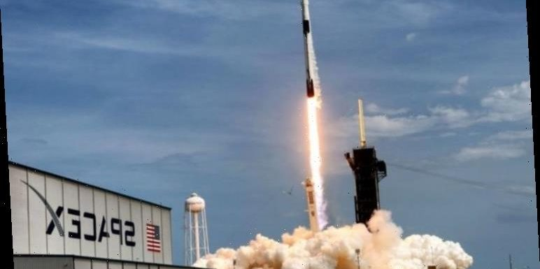 SpaceX launch live stream: Watch here as NASA astronauts launch to the ISS