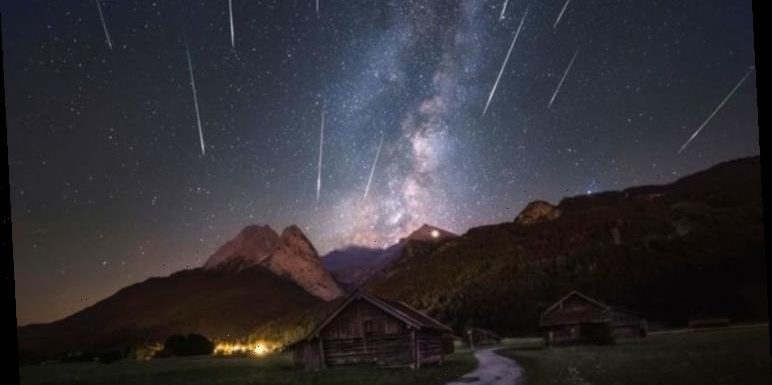 Leonids meteor shower set to peak: How to see the shooting stars