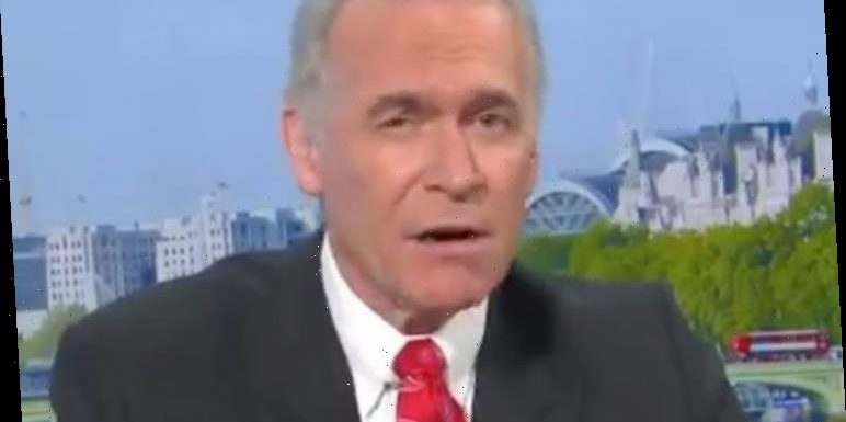 GMB's Dr Hilary Jones rages at Britons over Christmas parties – 'It will be a disaster!'
