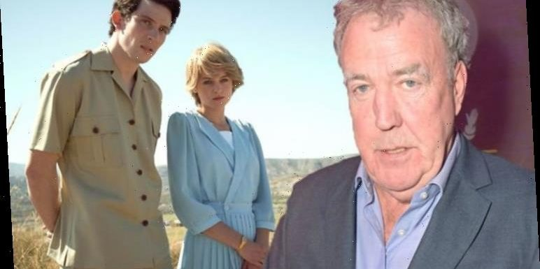 Jeremy Clarkson hits out at Netflix's 'lie-filled' The Crown: 'I simply cannot enjoy this'