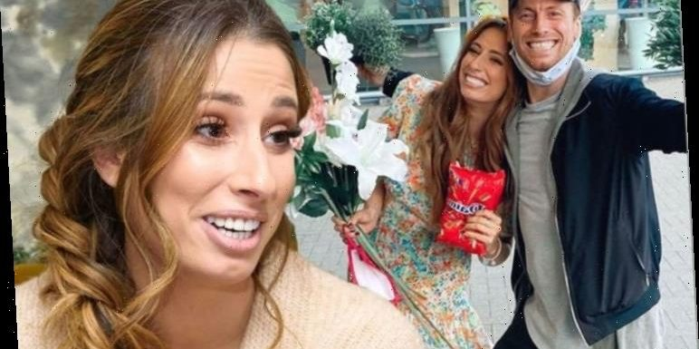 Stacey Solomon and Joe Swash endure their 'worst arguments' as she brands him 'moody'