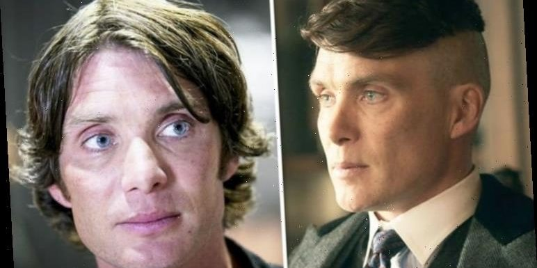 Peaky Blinders: Cillian Murphy's struggle to play 'very physically imposing' Thomas Shelby