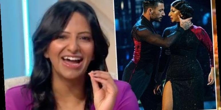 Ranvir Singh details getting close with Strictly's Giovanni 'Knows me better than my GP'