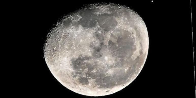 Bright star next to Moon: What planet is next to the Moon tonight?