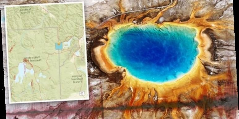Yellowstone volcano: Magnitude 3.1 earthquake hits supervolcano – 'Probably felt by many'