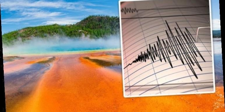 Yellowstone scientists' fears exposed as earthquake hits region: 'Can't stop an eruption'