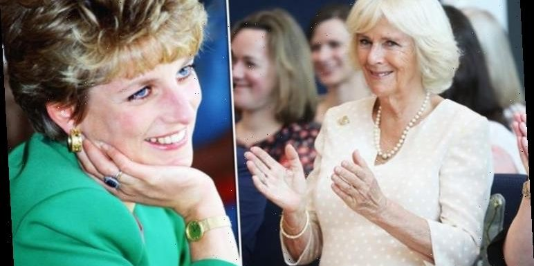 Princess Diana's engagement ring is now worth £290k more than Camilla's