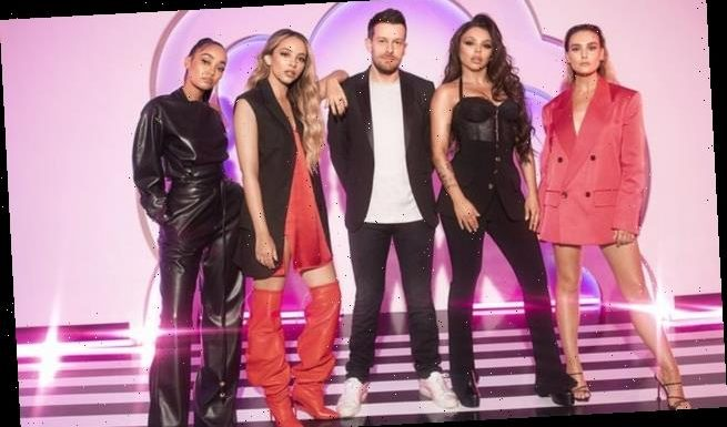 Little Mix: The Search POSTPONED in last minute schedule shake-up