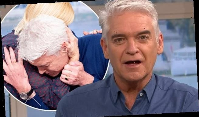 Phillip Schofield hopes his late dad would have been 'proud' of him