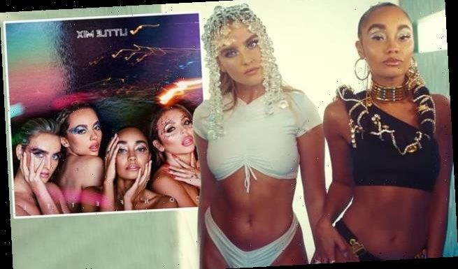 Little Mix are now officially most successful group in UK HISTORY