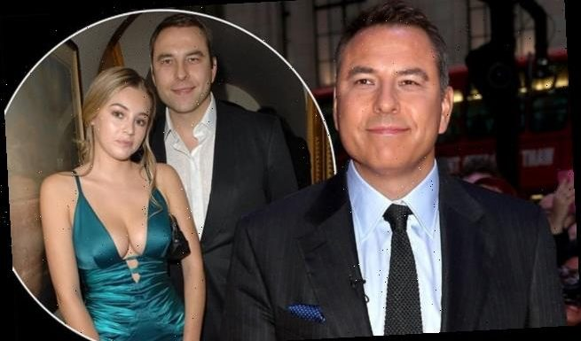 David Walliams 'reunites with model ex Keeley Hazell for dinner date'