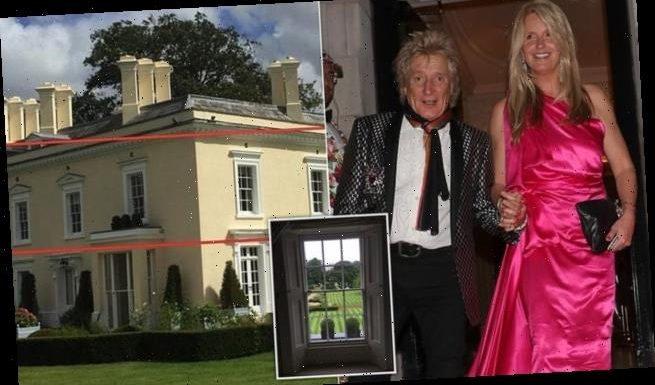 Rod Stewart loses battle to install double glazing at Essex mansion