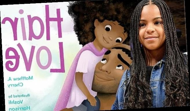 Beyonce's daughter Blue Ivy Carter, 8, narrates Hair Love audiobook