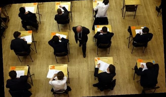 Wales CANCELS all A-Level and GSCE exams in 2021