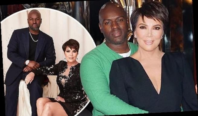 Kris Jenner, 65, wishes beau Corey Gamble a happy 40th birthday