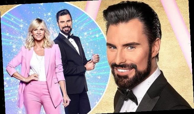 Rylan Clark-Neal to MISS Strictly: It Takes Two filming