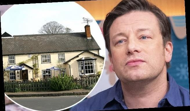 Jamie Oliver is 'gutted' his parents have sold the country pub