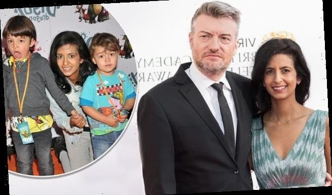 Konnie Huq gave Charlie Brooker an ultimatum as he didn't want kids