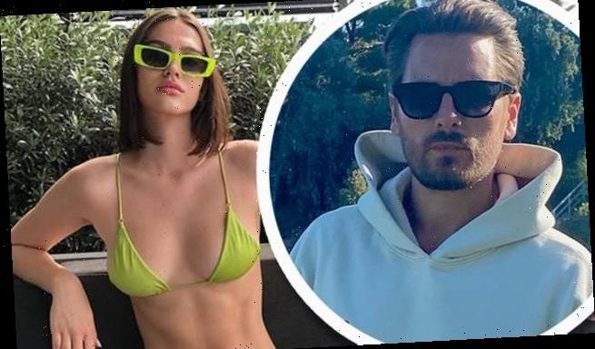 Amelia Hamlin had a breast reduction due to infected nipple piercing