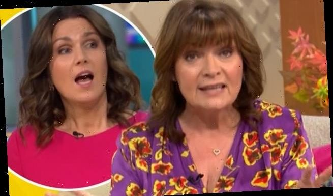 Lorraine Kelly claims the government should CANCEL Christmas