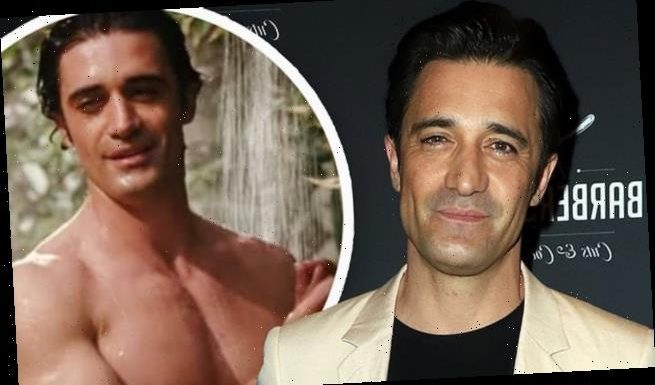 Gilles Marini tells a story about losing his virginity in an orphanage