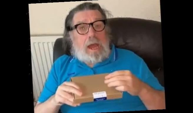 Ricky Tomlinson reveals his brother has died from Covid