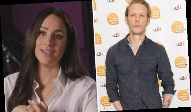 Laurence Fox is hunting for love through a celebrity dating app