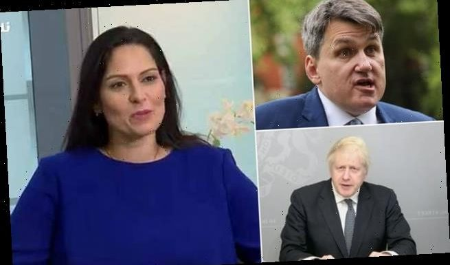 Priti Patel 'could be DEMOTED in the New Year' after bulling probe