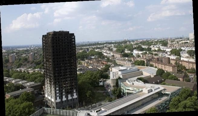 Tories on verge of revolt over failure to fix cladding scandal