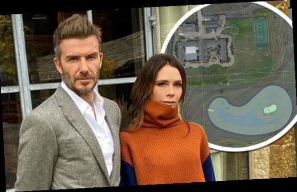 David and Victoria Beckham in NEW war with Cotswolds neighbours
