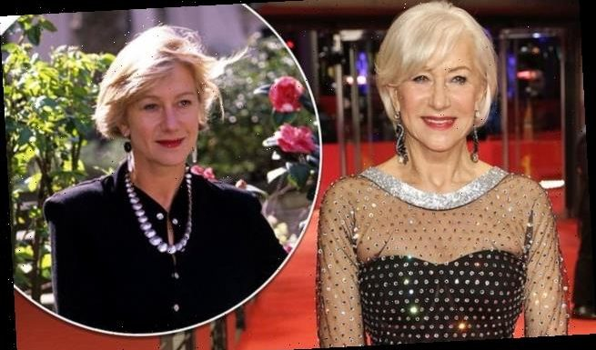 Dame Helen Mirren,75, says she is 'fine' looking her age