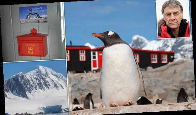 Sir Ranulph Fiennes leads campaign to save 'penguin post office'